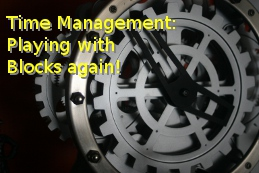 Effective time management - multitasking with blocks of time